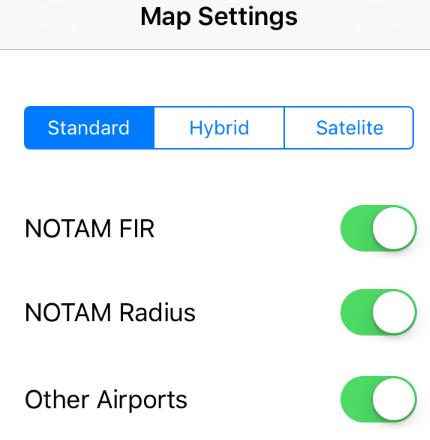 MapSettings